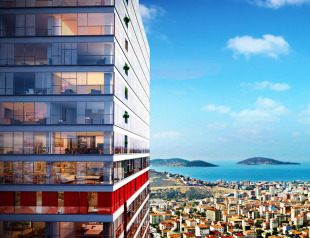 2 bed new Apartment in Istanbul, Maltepe