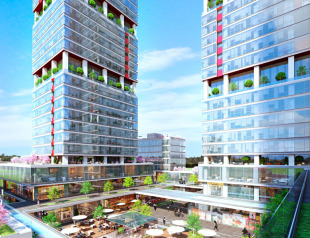3 bedroom new Apartment in Istanbul, Maltepe