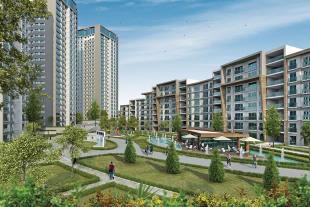 1 bed new Apartment in K���k�ekmece...