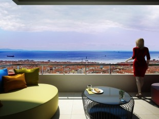 2 bedroom new Apartment for sale in Istanbul, Avcilar