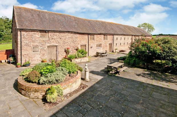 5 Bedroom Detached House For Sale In Humber Stoke Prior Leominster Herefordshire Hr6
