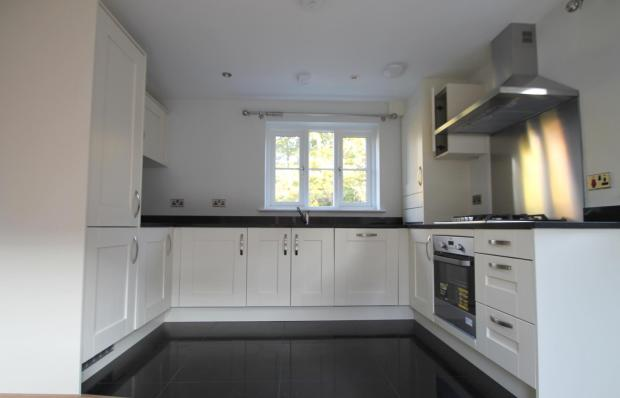 Fitted modern Kitche