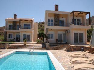 6 bed Villa in Crete, Lasithi, Elounda