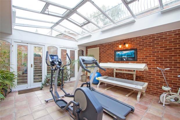 Garden Room/Gym