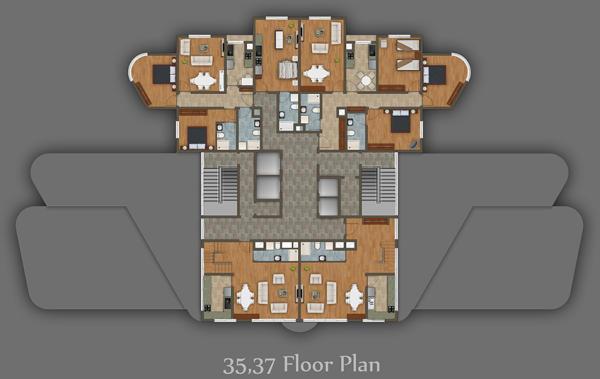 35-37 Floor