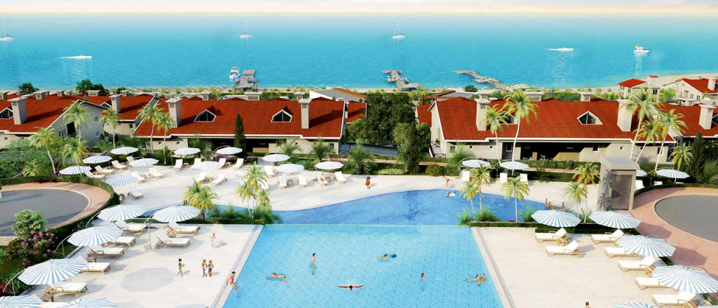 Aydin new Apartment for sale
