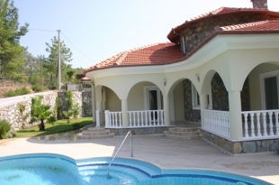 3 bedroom new development for sale in Mugla, Dalaman, Akkaya