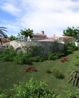 new development for sale in Mugla, Dalaman, Dalaman