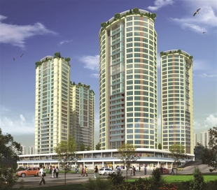 1 bed Apartment for sale in Istanbul, B�y�k�ekmece...
