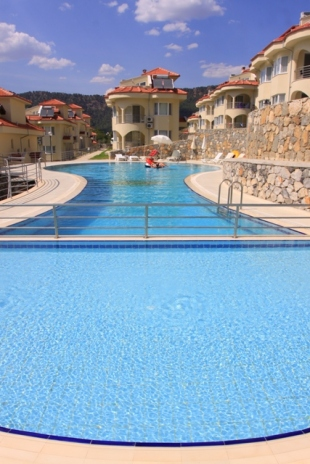 semi detached house in Mugla, Dalaman, Dalaman