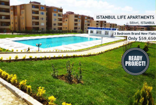 new Apartment for sale in Istanbul, Silivri...