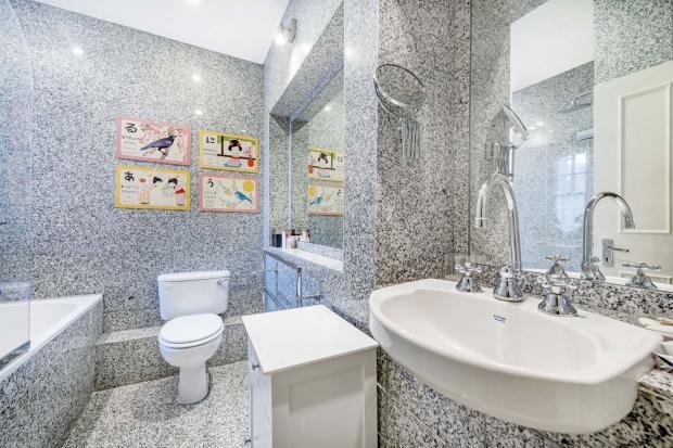 Bathroom family