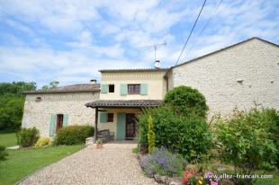 4 bed Farm House for sale in Gensac, Gironde, 33790...