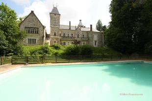 Castle in Jumilhac-le-Grand...