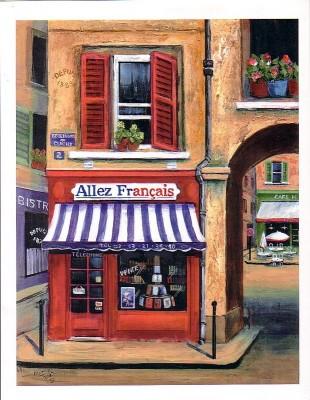 Allez Francais, Corrèzebranch details