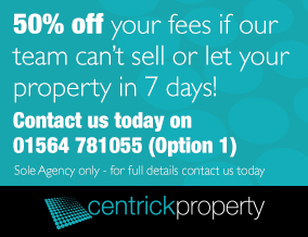 Get brand editions for Centrick Property, Birmingham - Sales