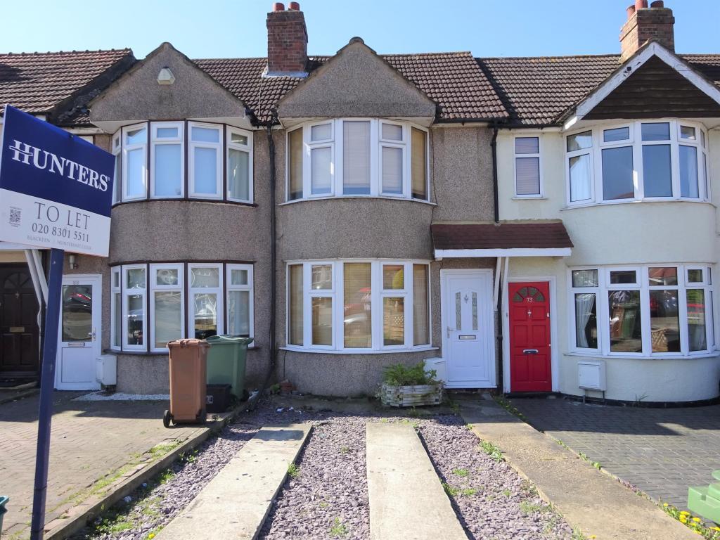 2 Bedroom Terraced House To Rent In Lyndon Avenue Blackfen Kent DA15 8RL