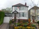 WARREN ROAD Detached property for sale