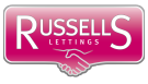 Russells, Ely (Lettings) logo