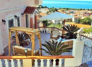 new house in Scalea, Cosenza, Calabria