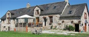 5 bedroom Detached house for sale in Barenton , Normandy ...
