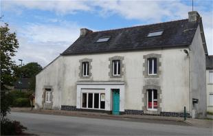 Detached home for sale in Laz , Brittany , France