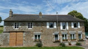 4 bed Detached property in Saint-Georges-de-Reintembault , Brittany , France