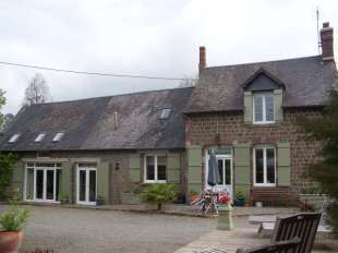 Farm House in Normandy, Manche, Buais