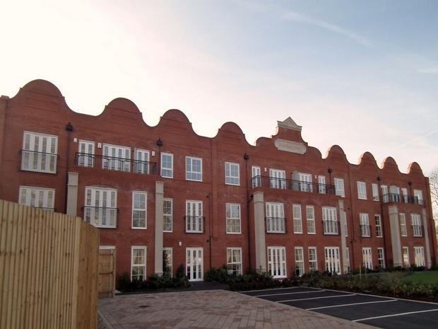 2 Bedroom Apartment To Rent In Gresham Mill Gresham Mill Old Woking Surrey Gu22