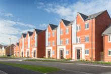 Barratt Homes, King's Down