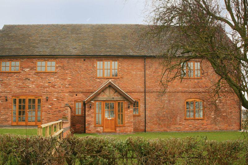 4 bedroom farm house for sale in The Old Farmhouse Beaconside Stafford ST18