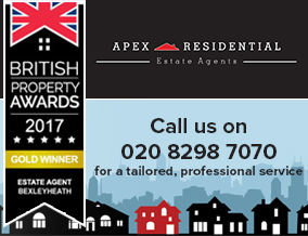 Get brand editions for Apex Residential, Bexleyheath, Kent