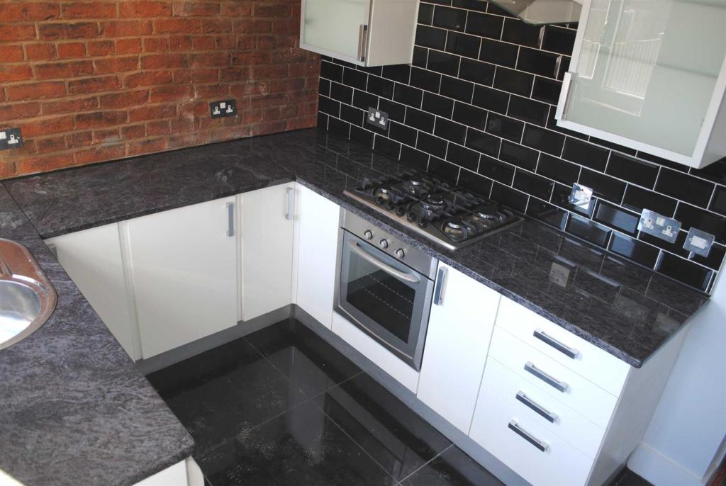 Granite worktop Gas
