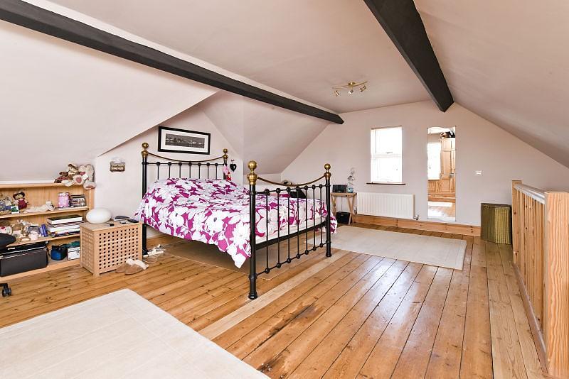 Bedroom Four/Teenage