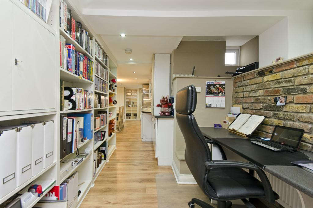 Living Area / Study
