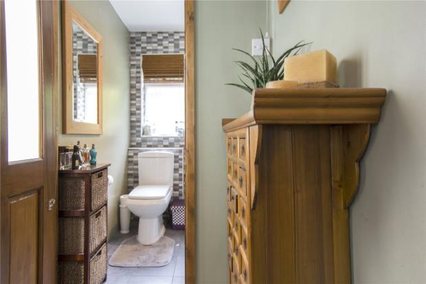 Bathroom/ Corridor