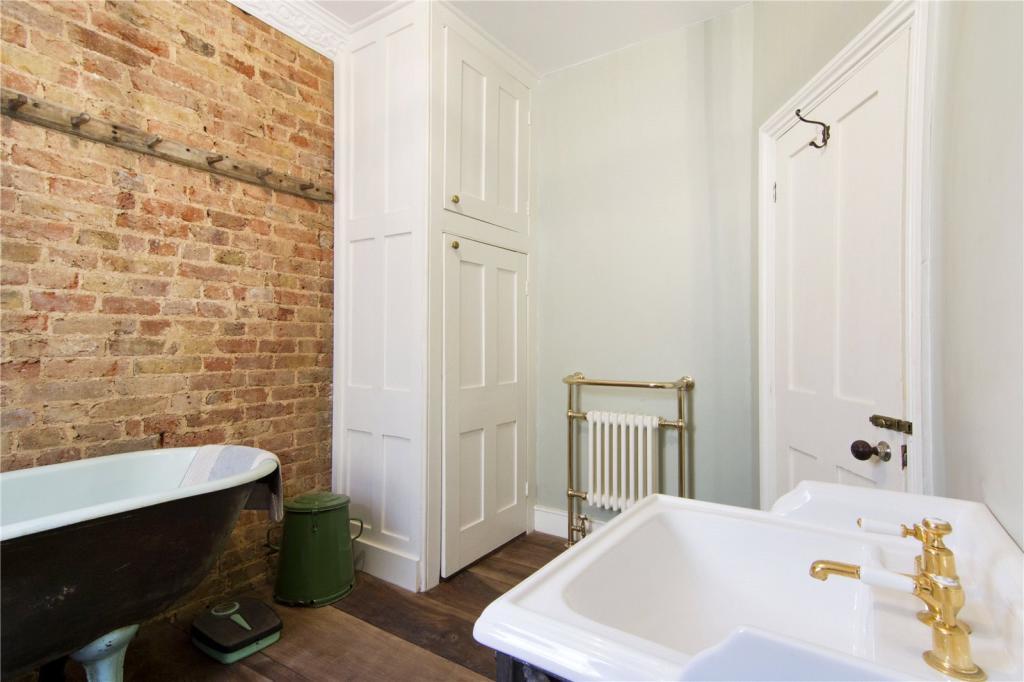 Bathroom One View 2