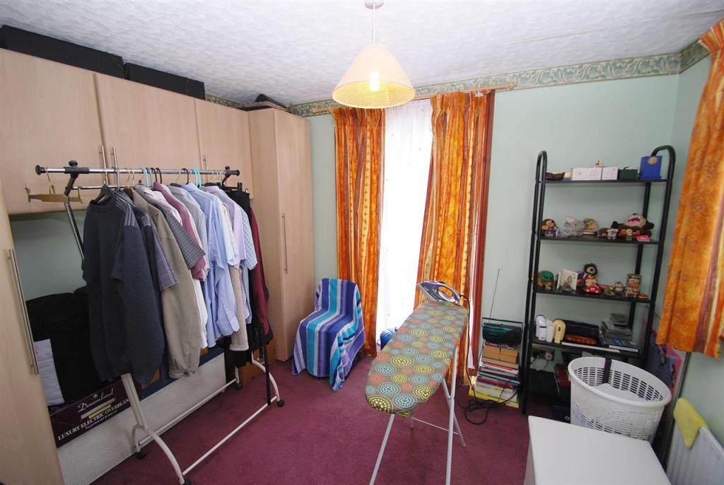 Dressing Room/Fourth