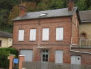 2 bed house for sale in Brionne, Eure, 27800...