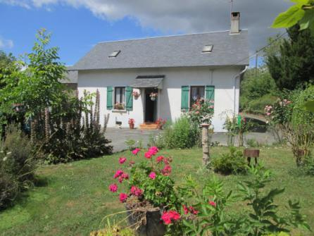 2 bed house in La Croisille-sur-Briance...