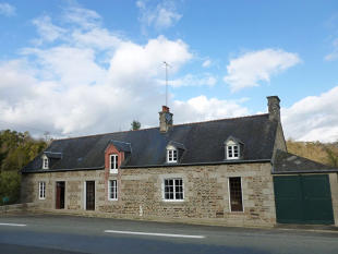 3 bedroom home for sale in Landivy, Mayenne, 53190...