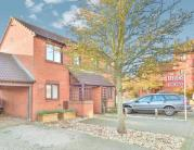 semi detached home for sale in Buzzacott Lane, Furzton...