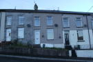 Terraced house in School St, Wattstown...