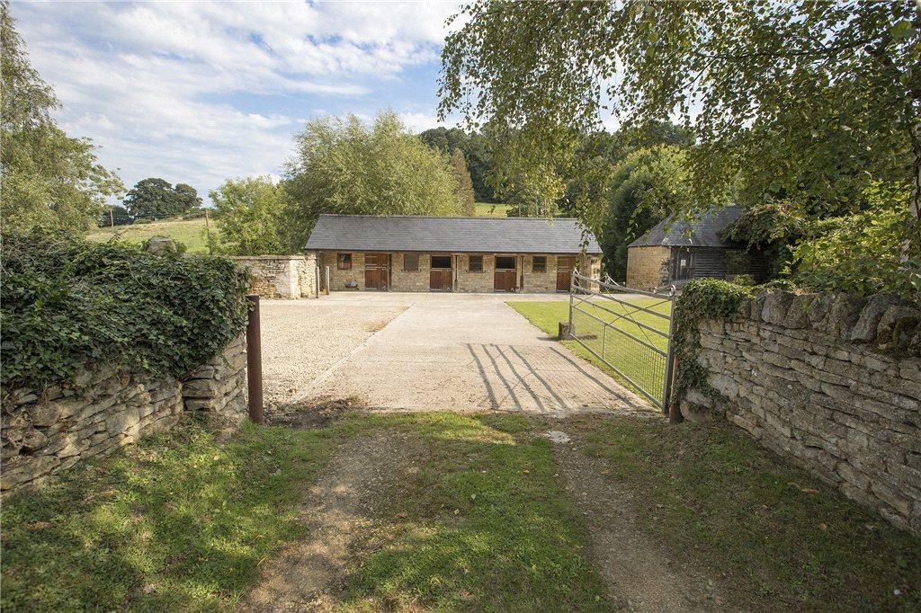 Stables & Tack Room