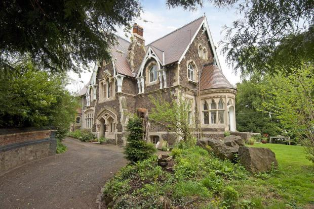 Gothic style homes for sale uk home photo style for Gothic revival homes for sale