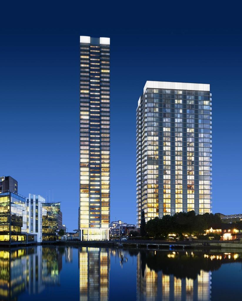 3 Bedroom Flat To Rent In LANDMARK TOWER EAST, 24 MARSH