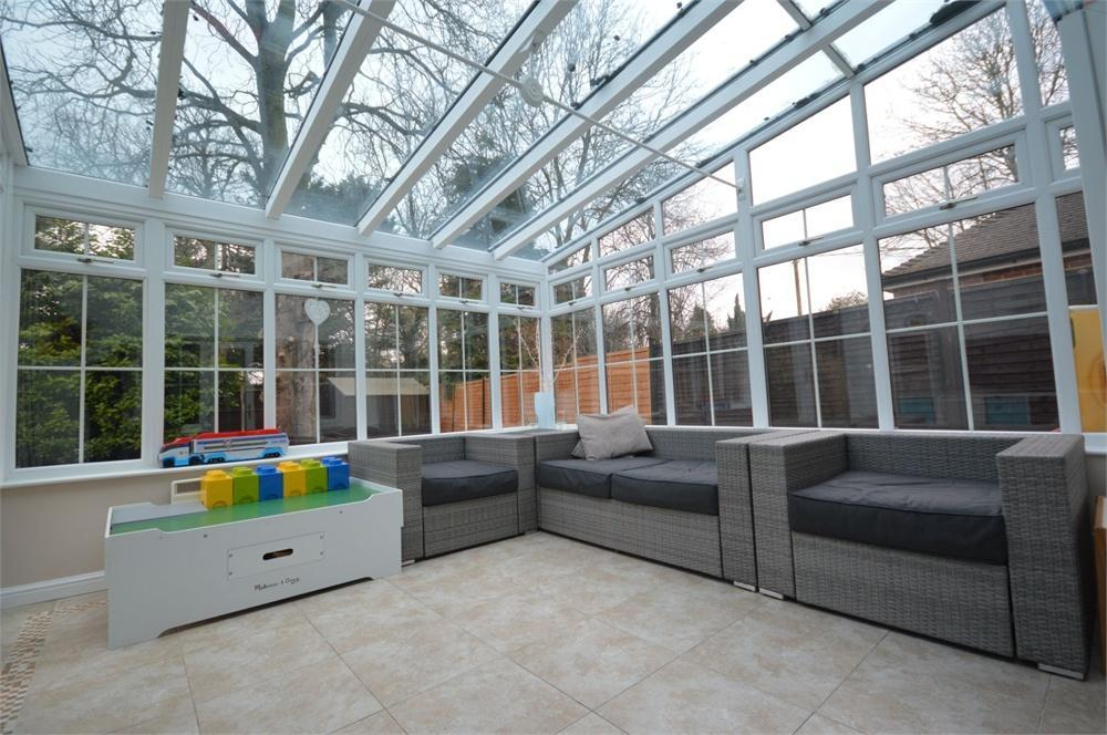 Ward Homes,Conservatory