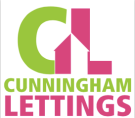Cunningham Lettings, Nottingham logo