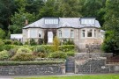 Detached home for sale in Edinburgh Road, Peebles...