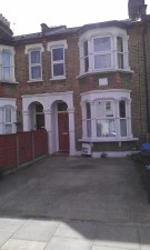 Terraced house in Derby Road, Enfield, EN3